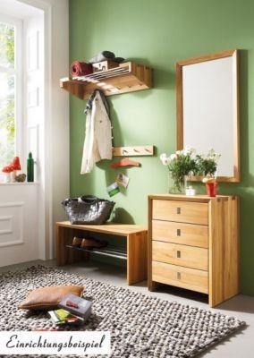 Garderobe Set Kernbuche massiv