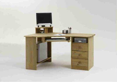 Bürotisch Schreibtisch Kiefer