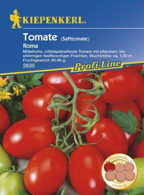 Kiepenkerl Tomaten (Eiertomaten) Roma