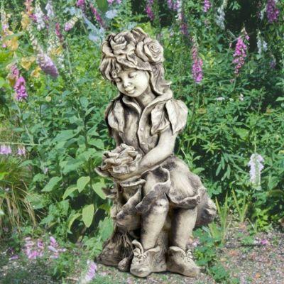 Country Garden  Lichterkind Rosenmädchen