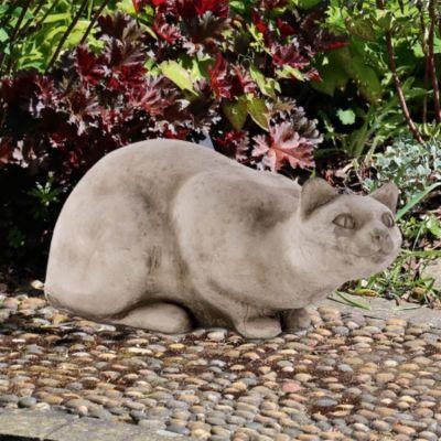 Country Garden  Katze Snoopy