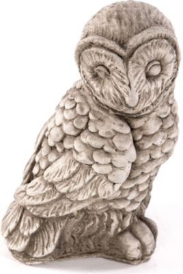 Country Garden  Eule Owl