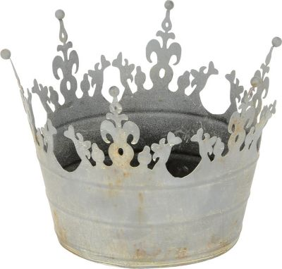 Pflanztopf Krone ´Lissita´