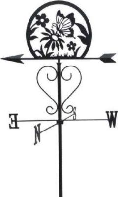 Gartenstab/Wetterfahne &acuteGarden