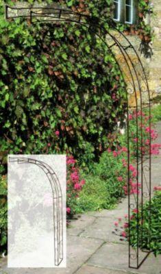 Country Garden  Anlehnrosenbogen ´Genoveva´