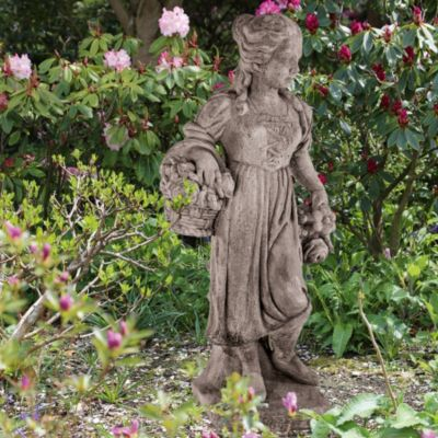 Country Garden  Gartenfigur ´Frühling´