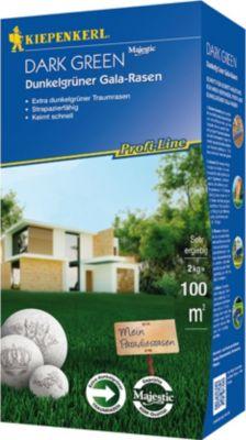 Kiepenkerl  Dunkelgrüner Gala-Rasen ´Dark Green´ 2 kg Pack