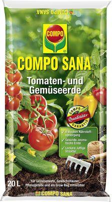 Compo COMPO COMPO SANA® Tomaten- und Gemüseerde