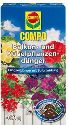 Balkon- und Kübelpflanzendünger