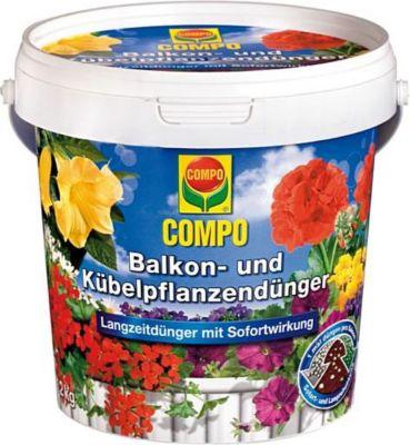 Compo COMPO Balkon- und Kübelpflanzendünger