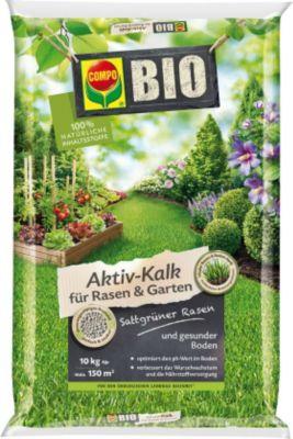 Compo COMPO Bio Aktiv-Kalk für Rasen und Garten