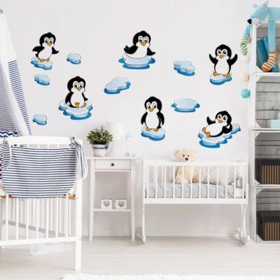 wandtattoo-pinguin-kinderzimmer-set-100x100