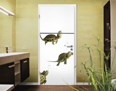fototapete-tur-papier-no-40-diving-turtles-100x210cm