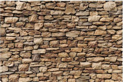 Steintapete - Amerikanische Steinwand - Vlies Fototapete Breit 19 bei Plus Online Shop