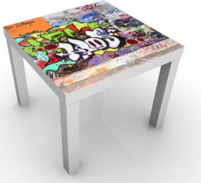 Kindertisch Graffiti - Tische Bunt | Kinderzimmer > Kindertische > Spieltische | PPS. Imaging
