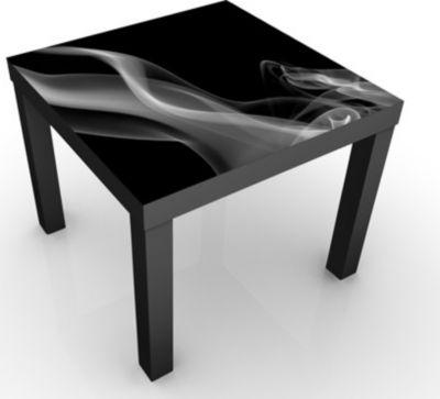 Beistelltisch - Silver Smoke - Tisch Schwarz