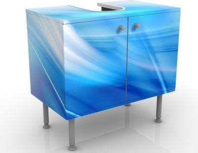 Waschbeckenunterschrank - Aquatic - Badschrank ...