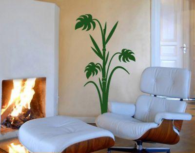 Wandtattoo Bambus No.359 Bambusfarn