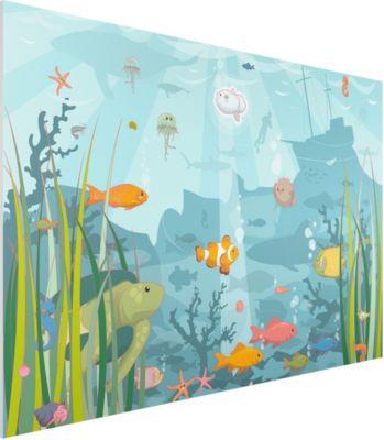 Forex Fine Art Print - Wandbild No.EK57 Meereslandschaft - Quer 2:3