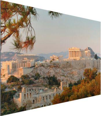 Aluminium Print - Wandbild Akropolis - Quer 2:3