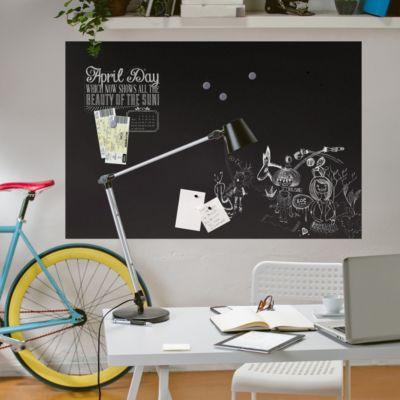 Magnetfolie - Blackboard selbstklebend - Arbeit...