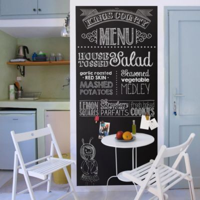 Magnetfolie - Memoboard selbstklebend - Küche