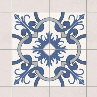 fliesenaufkleber-spanischer-fliesenspiegel-4-fliesen-creme-blau-10cm-x-10cm