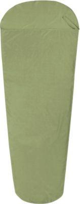 10 T Outdoor Equipment 10T BW Inlet MG - Schlafsack Inlay, Hüttenschlafsack, Reiseschlafsack aus 100% Baumwolle, Mumie 225x90 cm