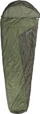 10 T Outdoor Equipment 10T Arctic Spring - Einzel Mumien-Schlafsack 230x85cm grün/hellgrün 1700g bis -16°C