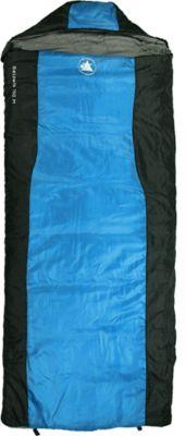 10 T Outdoor Equipment 10T Selawik 150 Camping Schlafsack bis -2°C Outdoor Deckenschlafsack 200x80 cm Hüttenschlafsack mit 1400g Trekking Reiseschlafsack für 2 - 3 Jahreszei