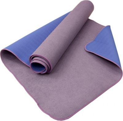 Carnegie Fitness Carnegie Yoga Handtuch Matte 175x60 rutschfest Yogamatte Mikrofaser Oberfläche