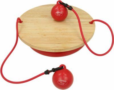 Carnegie Fitness Carnegie Balance Board Gleichgewicht Therapie-Kreisel Toning Bälle Tube Bänder