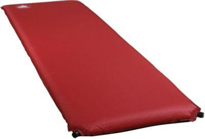 10 T Outdoor Equipment 10T Bob 800 - Selbstfüllende Iso-Matte mit Kunststoffventil rot antislip 198x63x8 cm