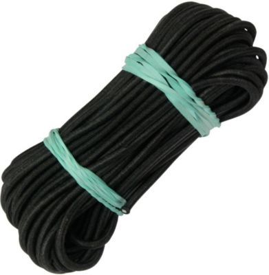 10T Stangengummi ShockCord Ø 3mm Länge 10 Meter elastischer Kordel Faden zum Verbinden von Fibergals Zeltstangen Verbindungsgummi Gunmmiband elastisch