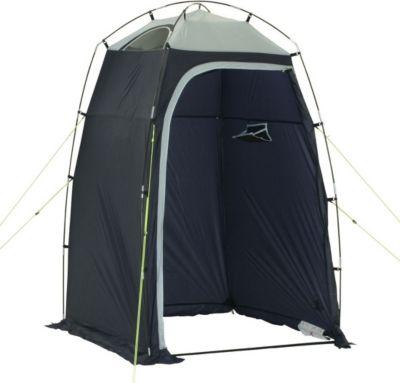 10 T Outdoor Equipment 10T Bluewater - Dusch-Zelt Umkleide-Zelt 130x130x210cm mit Ablagefach und Belüftung WS=5000mm