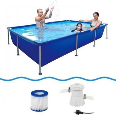 pool filter pumpe preisvergleich die besten angebote. Black Bedroom Furniture Sets. Home Design Ideas