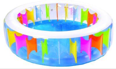 Blueborn  Pool Giant Rainbow 190 - Familienpool 190x50cm im schönen Design