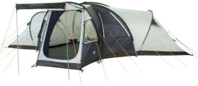 10 T Outdoor Equipment 10T Highhills 9 - 9-Personen Kuppel-Zelt getrennter Wohn- und Schlafbereich eingenähte Bodenwanne WS=5000mm