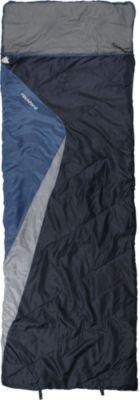 10 T Outdoor Equipment 10T Rockfort XL Camping Schlafsack bis -8°C Outdoor Deckenschlafsack 220x800 cm Hüttenschlafsack mit 1500g Trekking Reiseschlafsack für 3 / 4 Jahresze