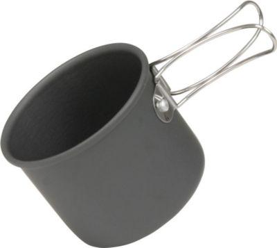 10T Cup 150 - Camping Becher / Tasse CUP 150 ml Alu eloxiert 58g