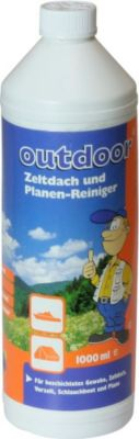 10 T Outdoor Equipment 10T Clean It - Zelt-, Planen- und Schlauchboot Reiniger 1000ml