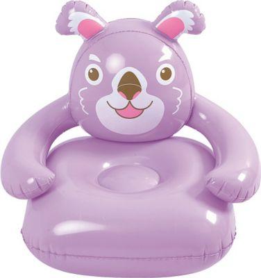 Koala Sofa - aufblasbarer Kinder Sessel, Kinder Sofa, für Kinder ab 3 Jahren, 78x70x70 cm