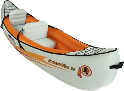 Blueborn Boat Indika 2 - 2 Personen Kanu mit Ny...