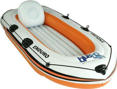 Blueborn  Boat Enduro SR280 - 3 Personen Ruderboot 280x155cm (Tragfähigkeit 250 kg)