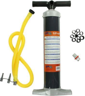 Blueborn  SUP Pump 1 bar - SUP Hochdruck Luftpumpe für Hochdruckventile von Stand Up Paddle Boards