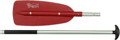 Blueborn  PR 105 - Aluminium Stechpaddel 150cm, symetrische PP Paddelblätter, 850g