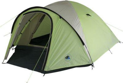 Im PLUS Shop: 10T Scone 4 - 4 Personen Kuppel-Zelt mit Vorraum, 5000mm