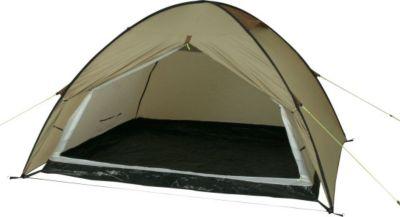 10T Camping-Zelt Easy 3 Pop-Up Wurfzelt mit Schlafkabine für 2 Personen Automatik-Zelt mit eingenähter Bodenwanne, Dauerbelüftung, wasserdicht mit 5000mm Wassersäule