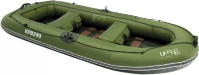Blueborn BLUEBORN Ruder-Boot KFB290 3 Personen