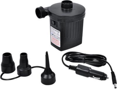 AC / DC Pump - Elektro Luftpumpe für 230V und 12V Steckdosen mit max. 2500 Pa Pumpendruck